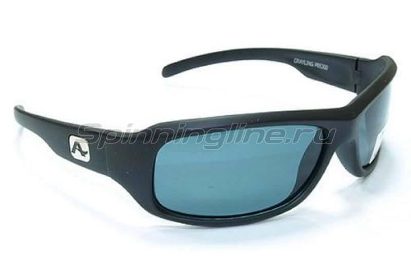 Очки Aqua Grayling Matt Black PL-Grey -  1