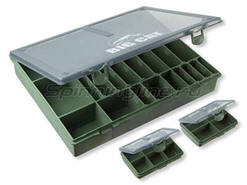 Коробка Cormoran Big Cat System Tackle Box 1106 - фотография 1