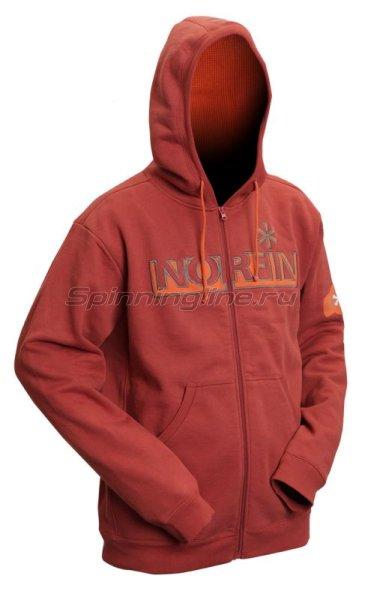 Kуртка Norfin Hoody Terracota S -  1