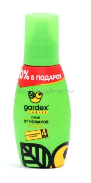 Спрей Gardex Family от комаров 120мл -  1