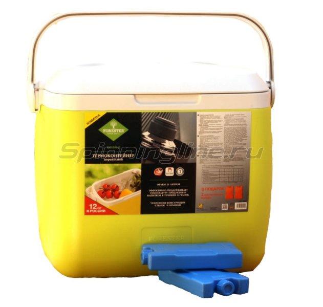 Холодильник изотермический Forester 25л -  1