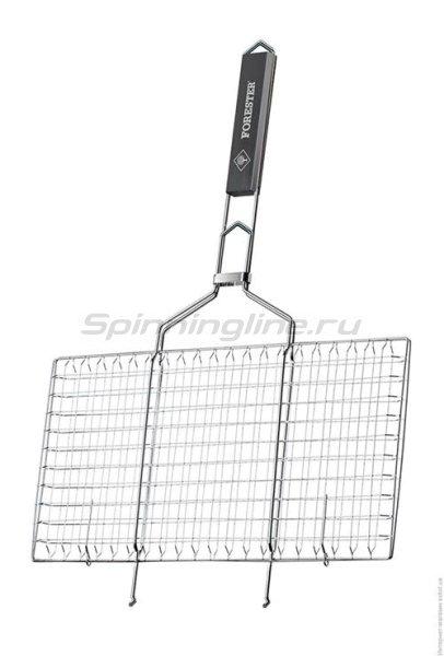 Решетка-гриль Forester для стейков 22х44см - фотография 1