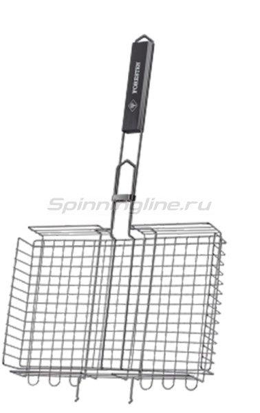 Решетка-гриль Forester объемная большая с антипригарным покрытием -  1