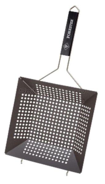 Сковорода-гриль Forester с антипригарным покрытием 4л -  1