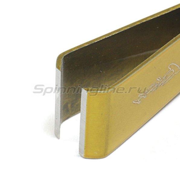 Кусачки для лески и шнура золото -  3