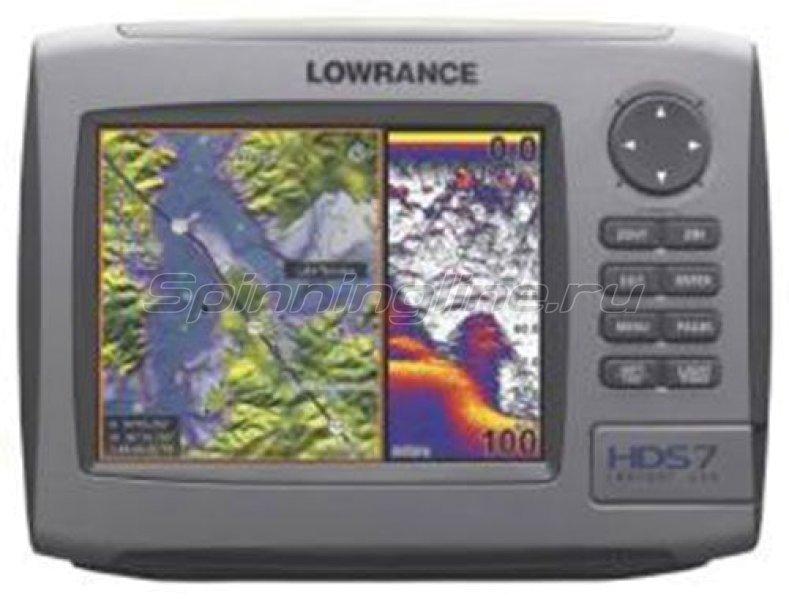 Эхолот Lowrance HDS-7 -  1