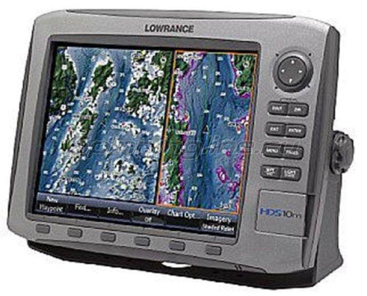 Эхолот Lowrance HDS-10m -  1