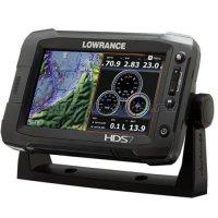 Эхолот Lowrance HDS-7 Touch