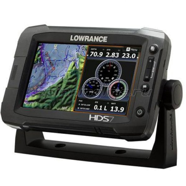 Эхолот Lowrance HDS-7 Touch -  1