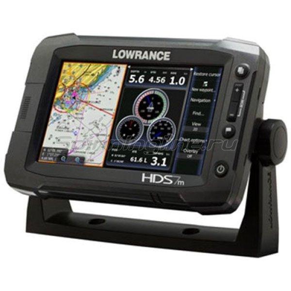 Эхолот Lowrance HDS-7m Touch - фотография 1
