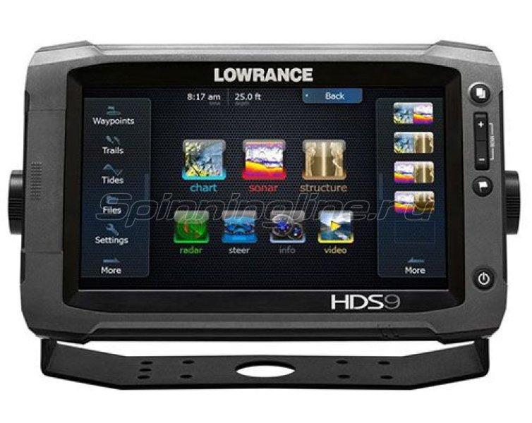 Эхолот Lowrance HDS-9 Touch -  1