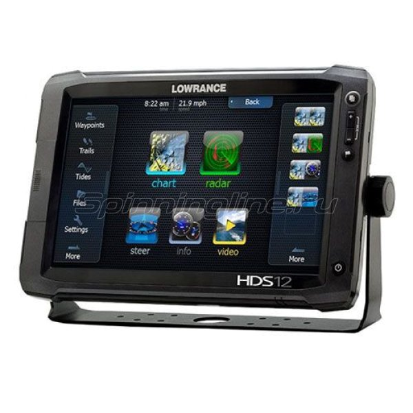Эхолот Lowrance HDS-12 ROW WIDE Touch - фотография 1