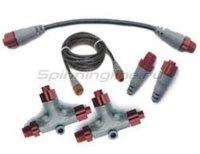 Комплект кабелей и коннектеров для сети Lowrance Net N2K-EXP-KIT RD