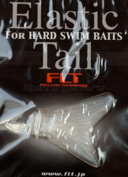 FLT - Воблер Elastic Tail 160 L pearl white - фотография 2