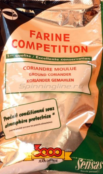 Добавка в прикорм Sensas Coriandre 0,5кг -  1