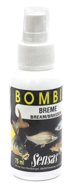 Спрей Sensas Bombix Bream 75 мл -  1
