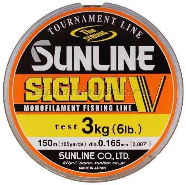 Sunline - Леска Siglon V 150м 0,285мм - фотография 1