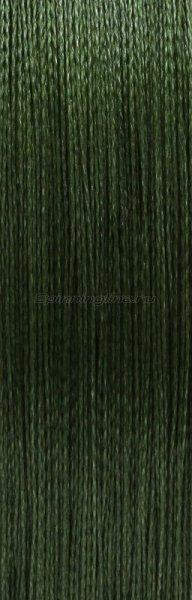 Шнур Super PE 300м 1 dark green -  3