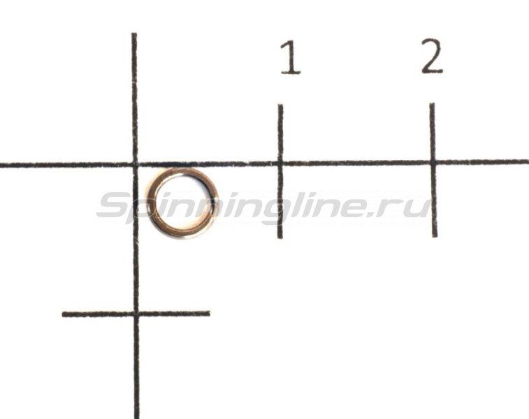 Кольцо заводное Decoy Split Ring 2, арт. 811221 – купить по цене 106 рублей в Москве и по всей России в рыболовном интернет-магазине Spinningline