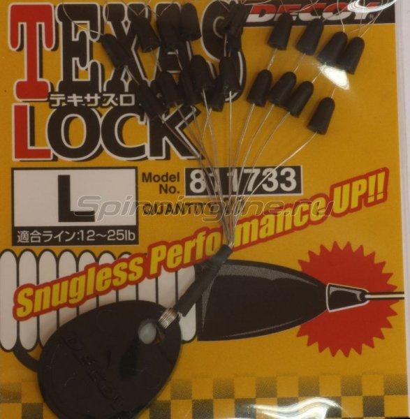 Стопор силиконовый Texas Lock M -  2