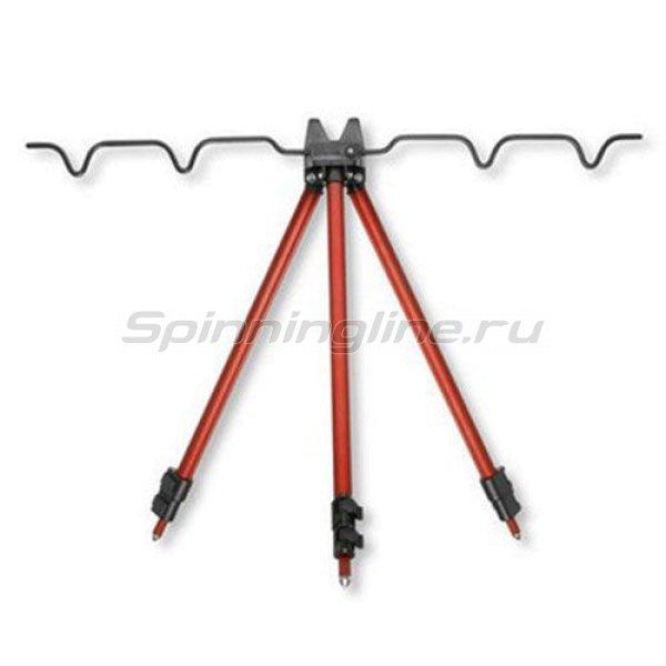 Подставка-тренога для удилищ Cormoran телескопическая 50-110см -  1