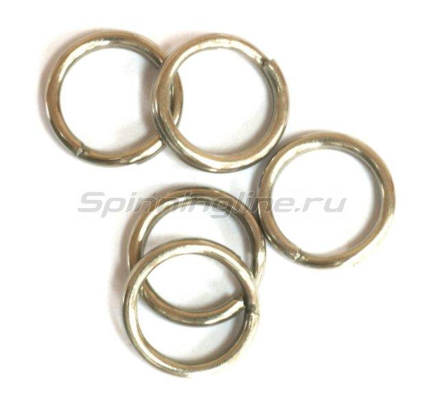 Кольца заводные Split Rings 9,1кг -  2
