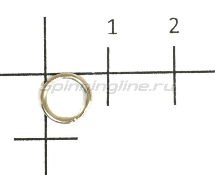 Кольца заводные Split Rings 15,5кг -  1