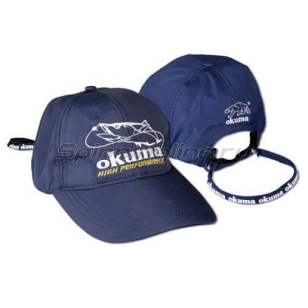Кепка Okuma Leisure hat - фотография 1