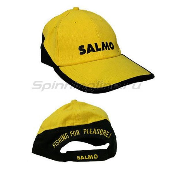 Кепка лого Salmo - фотография 1