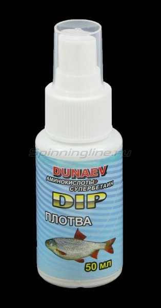 Dunaev - Амино-Дип Плотва 50 мл - фотография 1