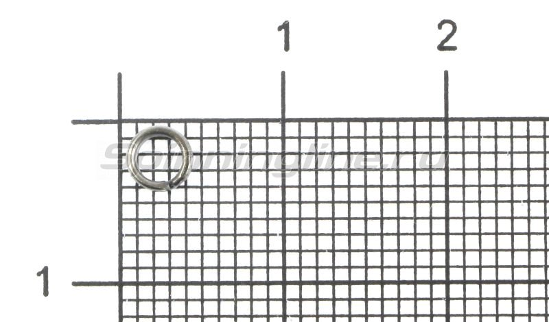 Кольца заводные 4мм -  1