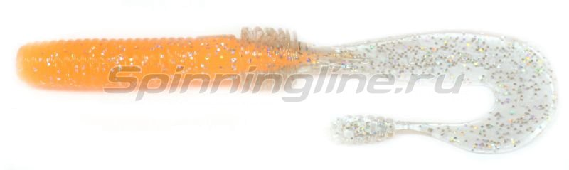 "Megabass - Counter Grub 5"" peach glow core - ���������� 1"