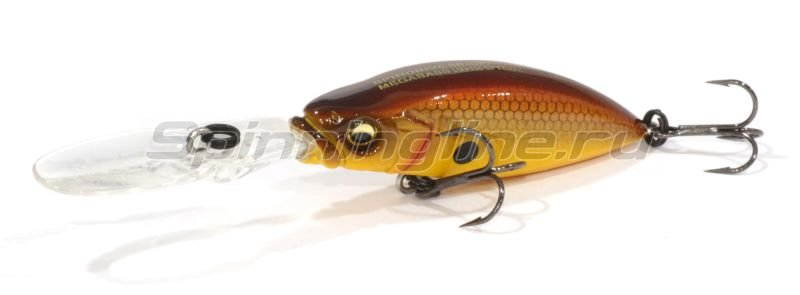 Megabass - Воблер Spin Drive 58SP komorin copper shad - фотография 1