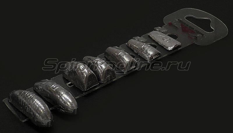 Левша-НН - Набор грузов на кассете Chameleon Mini 5-40гр - фотография 1