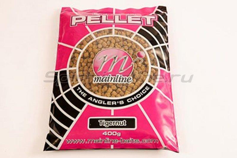 Mainline - Пеллетс прикормочный Pro-Active Carp Pellets 6мм 400гр Tigernut - фотография 1