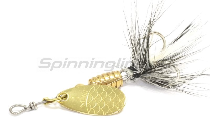 Lukris - Блесна Mini Fly 1 oro - фотография 1