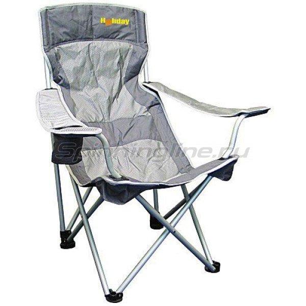 Кресло складное Holiday Alu Long -  1