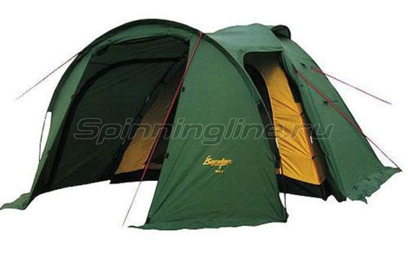 Canadian Camper - Палатка туристическая Rino 3 (цвет woodland) - фотография 1