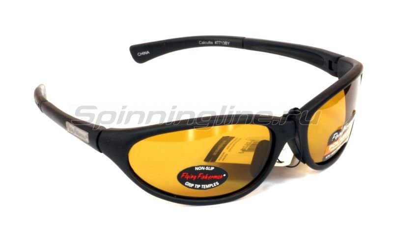 Flying Fisherman - ���� Fly Fisherman Calcutta Black Yellow Amber - ���������� 1
