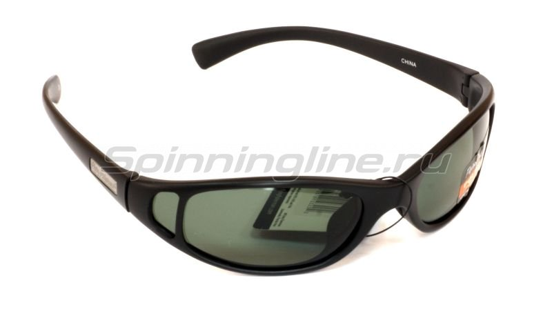 Очки Fly Fisherman Nautilius Black Smoke -  1
