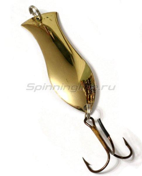 ИП Бубнов - Блесна Альборелла латунь/медь 12гр - фотография 1