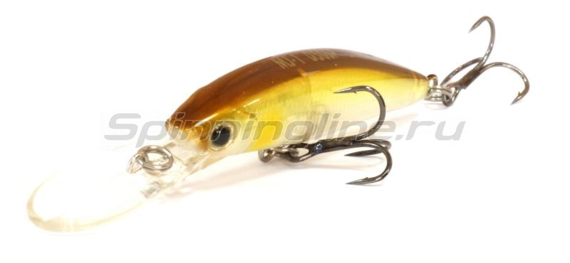 Воблер MJ-1DD Minnow 50SP AYG -  1