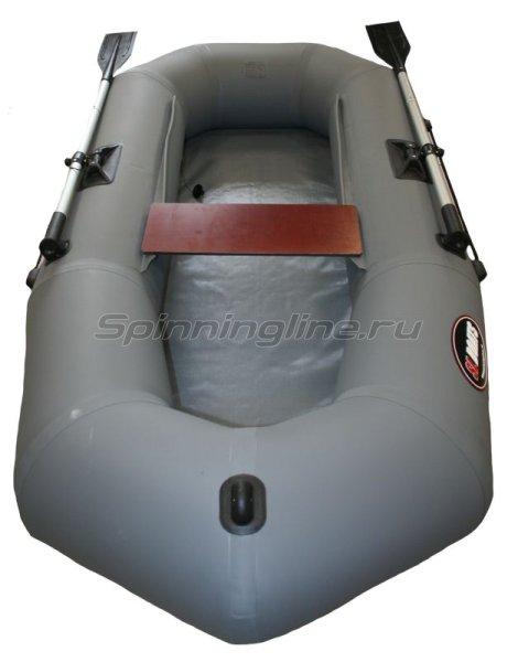 Лодка ПВХ SL Boats SL 1.5 серая -  2