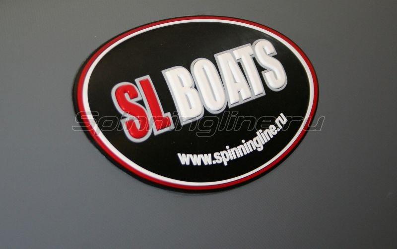 Лодка ПВХ SL Boats SL 1.5 серая -  6