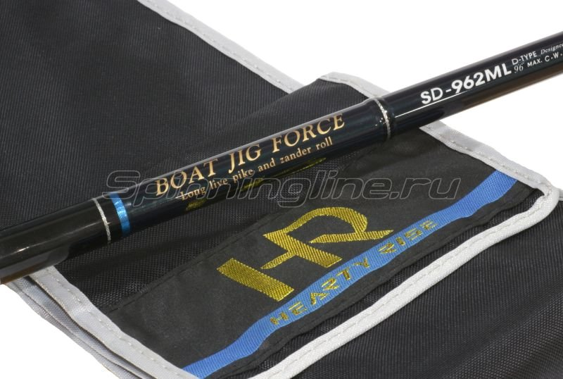 Hearty Rise - Спиннинг Boat Jig Force 862 MH - фотография 6