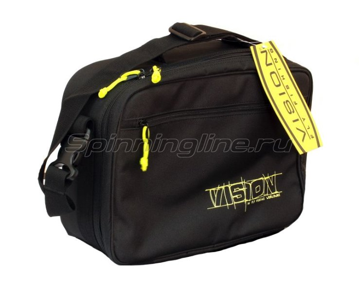Сумка Vision Reel Bag Black - фотография 1