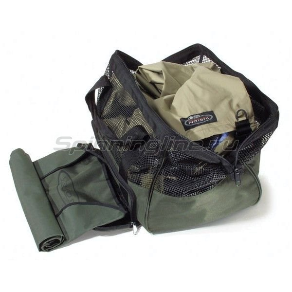 Сумка Vision Wader Bag Black - фотография 1