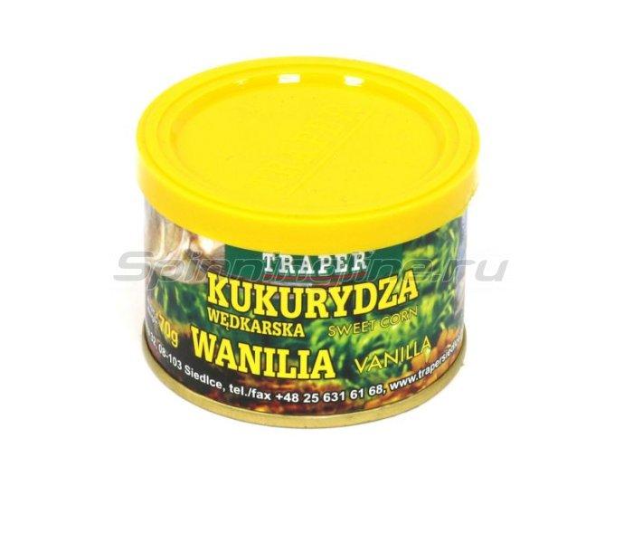 Кукуруза консервированная, ваниль 70гр -  1