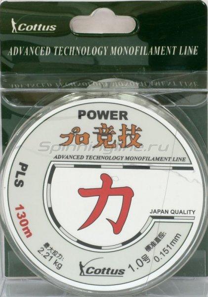 Леска Power 130м 0,172мм -  1