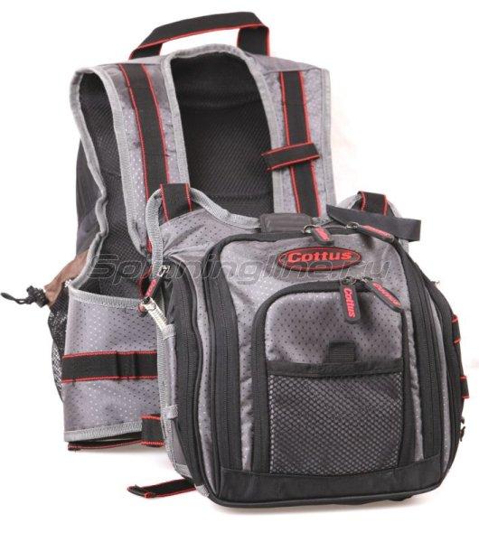 Рюкзак разгрузочный Cottus 7013 - фотография 2
